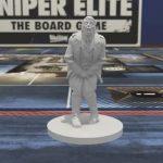 狙撃シューター『Sniper Elite』のボードゲーム版がKickstarter開始! 既に目標額に到達