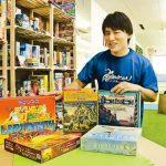 ボードゲーム260種やり放題 子供向け遊戯場人気