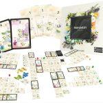 香水を製造し最高のブランドを目指すボードゲーム「パフューマリー」の先行販売が11月14日に開始!