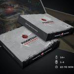 スパイストラテジー『Phantom Doctrine』テーマのボードゲームがKickstarterキャンペーンを開始