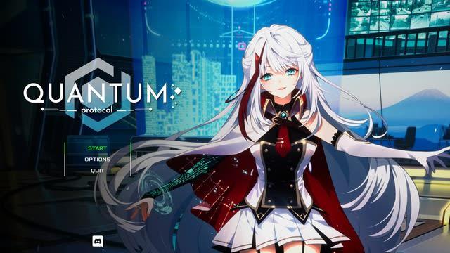 ビジュアルノベル&ローグライクカードゲーム『Quantum Protocol』の魅力に迫る!日本語サポートに関するインタビューも【デジボで遊ぼ!】