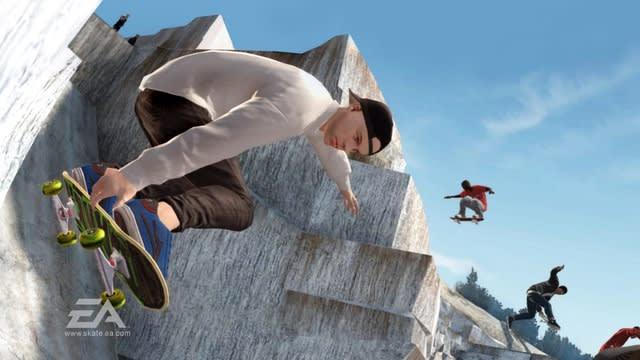スケボーゲーム『Skate』シリーズ新作に向け、EAが新スタジオ設立!