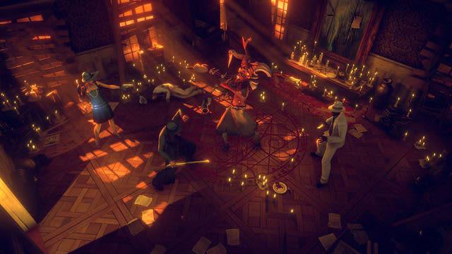 ラヴクラフティアン戦術RPG『Arkham Horror: Mother's Embrace』ゲームプレイトレイラー!