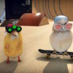 鳥さんのスケボーアクション『SkateBIRD』トレイラー! 期間限定デモ版も配信中