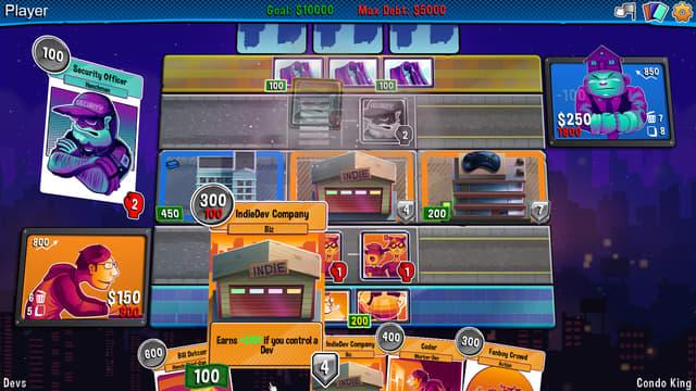 金稼ぎカードゲーム『Urban Cards』―資本主義の不条理さや気持ち悪さにも光を当てている【開発者インタビュー】