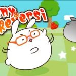 iOS/Android「Bunny and Reversi」が配信!マスに置かれた食べ物を集めつつ進めるリバーシゲーム