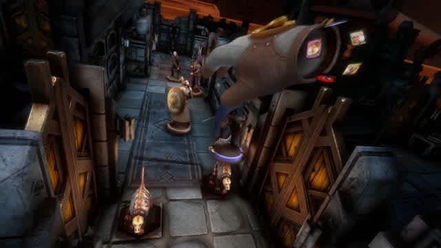 VR卓上ダンジョンクロウラー『Demeo』マルチプレイの様子が見られるトレイラー公開