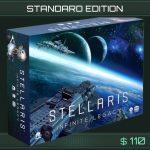 宇宙シム『Stellaris』テーマのボードゲーム「Stellaris Infinite Legacy」Kickstarterキャンペーン開始!24時間で1億4500万円を集める