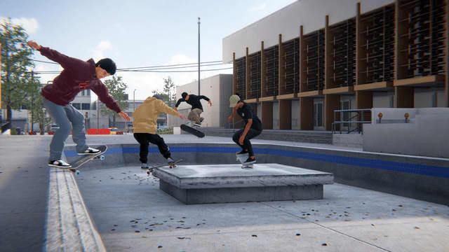 スケボーゲーム『Skater XL』最大10人まで参加できるマルチプレイヤーのPC向けベータテストが開始!みんなでわちゃわちゃスケボー三昧