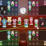 """人形化した""""東方キャラ""""を取り合う対戦デジタルボードゲーム『東方ドールドラフト』6月中旬に発売決定!"""