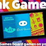 「海底探検」などのボードゲームで知られるオインクゲームズがデジタル化プロジェクト「Oink Games +」を発表―5月にKickstarterキャンペーン開始予定