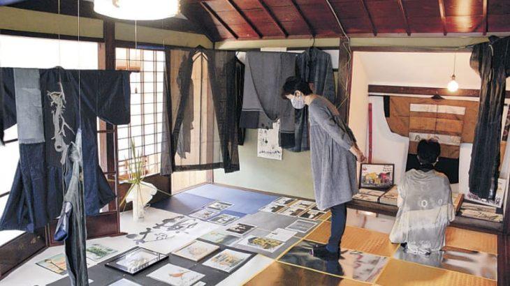 空き家がアート空間に 津幡・種森さん改装 第1弾は衣装、風景画 にぎわいの場教室も計画