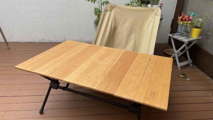 DODキャナリーテーブルの「きゃなり良いところ」を徹底解説!高さが変えられるキャンプテーブルの大本命
