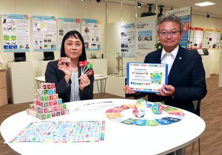 SDGs推進  教授ら3人大臣表彰 長岡技科大で活動  学生とゲーム制作など