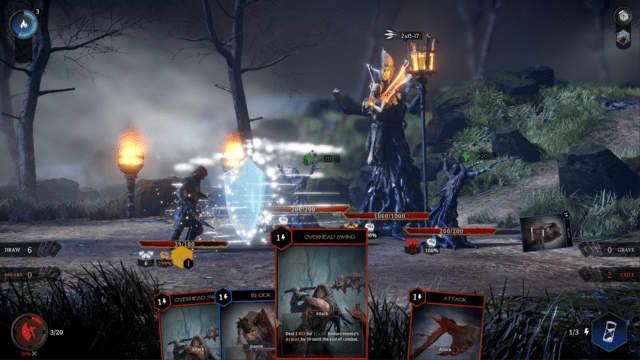 デッキ構築型ローグライク『Tainted Grail: Conquest』―ビジュアルはマンガ「ベルセルク」からの影響も【開発者インタビュー】