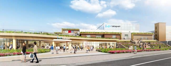 ららぽーと福岡、2022年春にオープン予定! キッザニア&おもちゃ美術館も併設