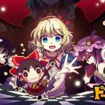人形となった「東方Project」キャラクターたちを戦わせる「東方ドールドラフト」がSteamでリリース!