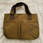 【これ、付録です!】ミッキー×ナノ・ユニバースの整理バッグがめちゃ便利