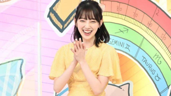 堀未央奈、性格を占う! 8/22放送『ウッチャン式』スタジオゲスト出演決定
