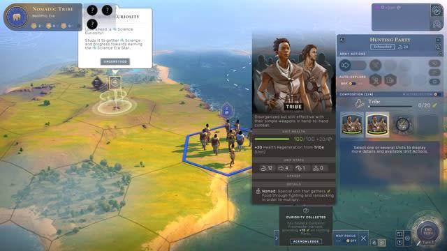 新たな文明を創造せよ!4Xストラテジー『HUMANKIND』の魅力に迫る【デジボで遊ぼ!】