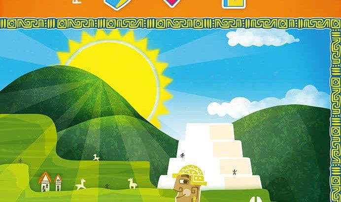 ラマの形の駒がかわいい!タイルを配置して遊ぶ2~4人向けボードゲーム「ラ・ラマ・ランド」日本語版が発売決定