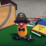 鳥さんスケボーACT『SkateBIRD』リリース!クールなスケートボーダーたちのトレイラーも公開