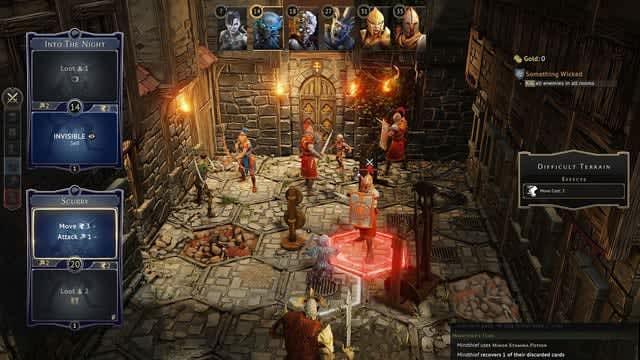 ボードゲームベースのタクティカルRPG『Gloomhaven』現地10月20日正式リリース―約2年前に早期アクセスを開始