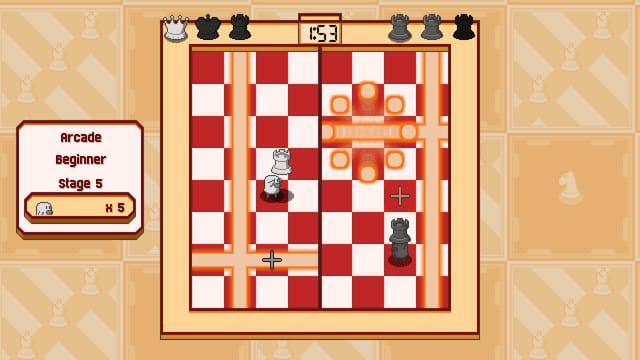 チェス風アクションパズル『Chessplosion』―現代格ゲーに使われるロールバックネットコードを使ったオンラインマルチプレイバトルモードも搭載【開発者インタビュー】