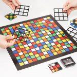 「ルービックキューブ」がボードゲームに 「色探し」で勝利を競う
