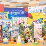 ボードゲームメーカー9社が集う事業者向けの商談会「第4回ボードゲーム合同展示商談会」が10月26日にオンライン開催