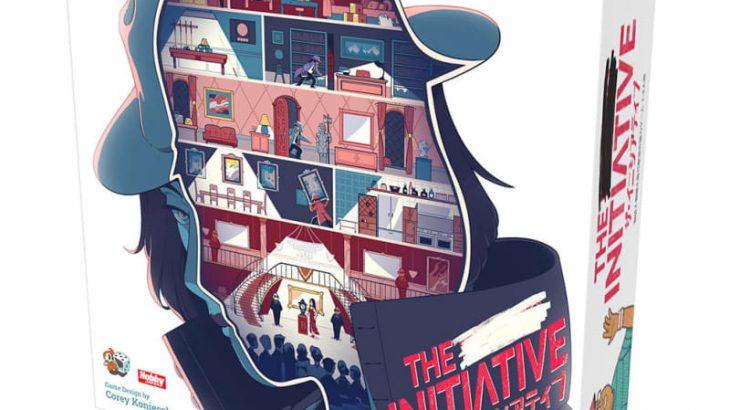 現実とゲームが交差していく協力型謎解きボードゲーム「ザ・イニシアティブ」日本語版が11月下旬に発売!